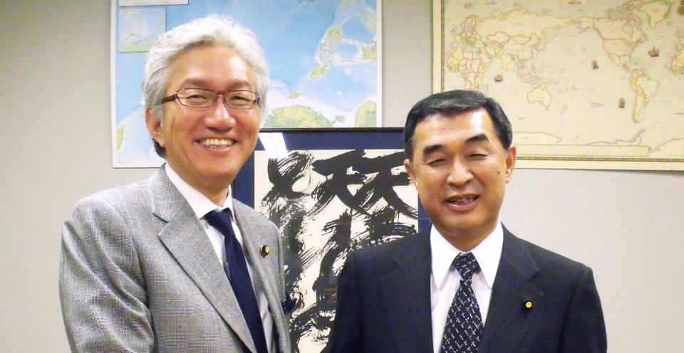「西田昌司×脇雅史 政治対談」