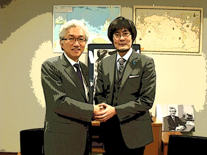 「西田昌司×三橋貴明 経済対談」
