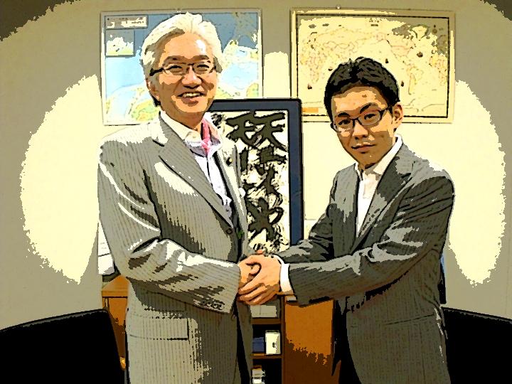 「西田昌司×柴山桂太 経済対談」